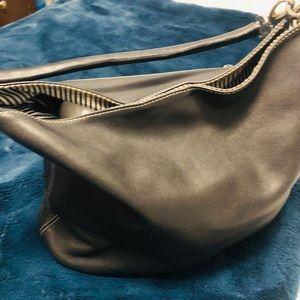 DANIER black shoulder bag